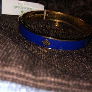 Kate Spade Royal Blue Bracelet
